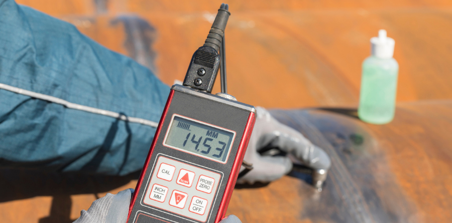 How to Inspect for Corrosion Under Insulation